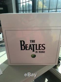 The Beatles In Mono Edition Limitée Coffret Vinyle Lp Très Bon Etat