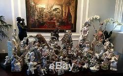 Très Rare & Large 16.00 Lladroflight Of Fancy (2243 Etat Neuf) Ltd Ed