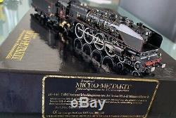 Tres Rare Micro Metakit Ho Laiton 06307h Sncf 241-a 65 Noir Superbe Etat