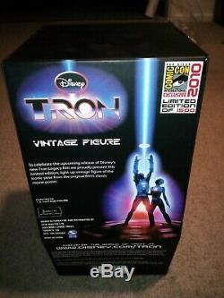 Tron Arcade Sdcc 2010 Édition Limitée Exclusive De 1500 Disney Great Condition