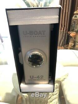 U-boat 6157 Édition Limitée U-42 montre Automatique Condition A1 Condition Divers