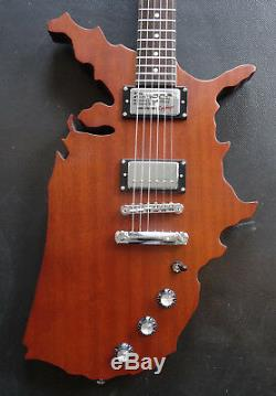 USA Carte Epiphone Limited Edition Custom Shop 2005 Mint Condition