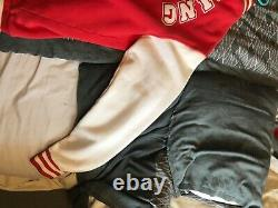 Une Veste De Bain Bape Varsity XL 2005 État Parfait, Authentique