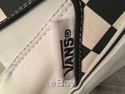 Vans Taille Très Rare 66 Géant Chaussure De Promotion Parfait État Limited Edition