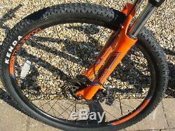 Vélo Électrique Carrera Sulcata Ltd Edition 7005 T6. Réparation Nécessaire. Condition Vg