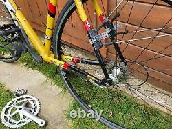 Vélo Gt Zr 3.0 Road Tri Race. Ltd Edition Loto Team En Excellent État