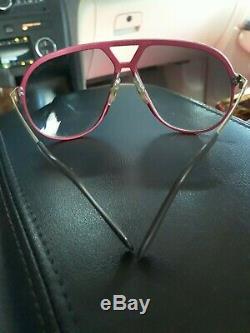 Vintage 80s Alpina M1 Hot Pink Edition Limitee Excellent Etat Aucun Cas