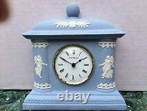 Wedgwood Bicentenaire En Édition Limitée Horloge Menthe État