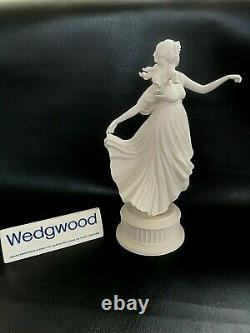 Wedgwood Dancing Hours Edition Limitée Figurine En Excellent État