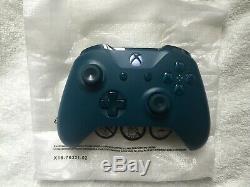 Xbox One S 500go Deep Blue Limited Edition Utilisé Bon État