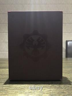 Xbox One S Gears Of War 4 Limited Edition 2tb Console Rare Excellent État