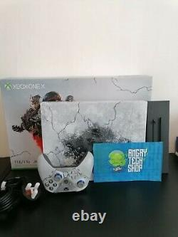 Xbox One X 1tb Gears Of War 5 Edition Limitée Condition Excellente