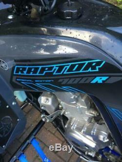 Yamaha Raptor Mint Condition Edition Limitée