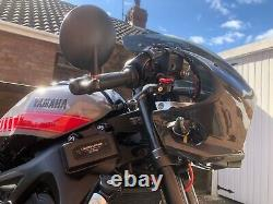 Yamaha Xsr900 Abarth Ltd Ed 2017 Seulement 2270 Miles + Extras. Condition Immaculée